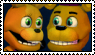 Spring Bonnie x Fredbear stamp by xXXMizanXXx