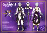 [Genshin Impact OC] Alva