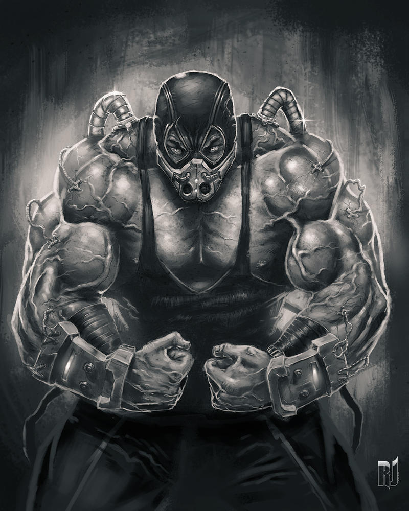 Cool Bane Drawings | www.pixshark.com - Images Galleries ...