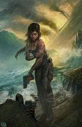 Tomb Raider Reborn by Rob-Joseph