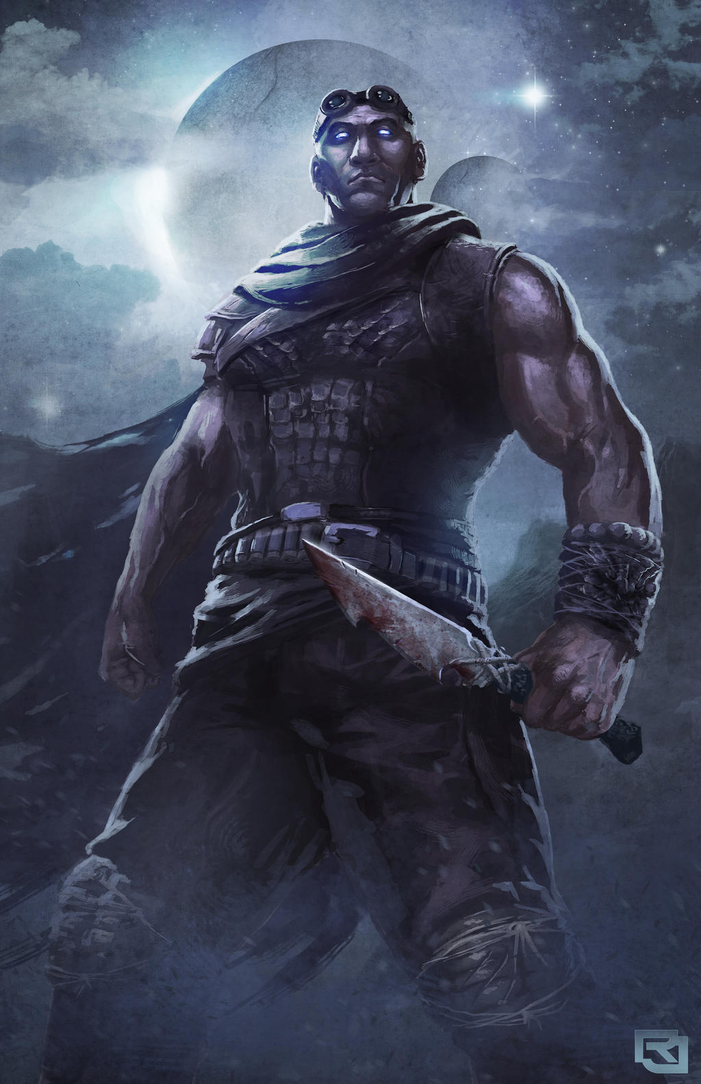 Rule The Dark by Rob-Joseph