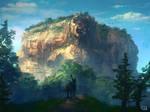 The Screaming Mountain