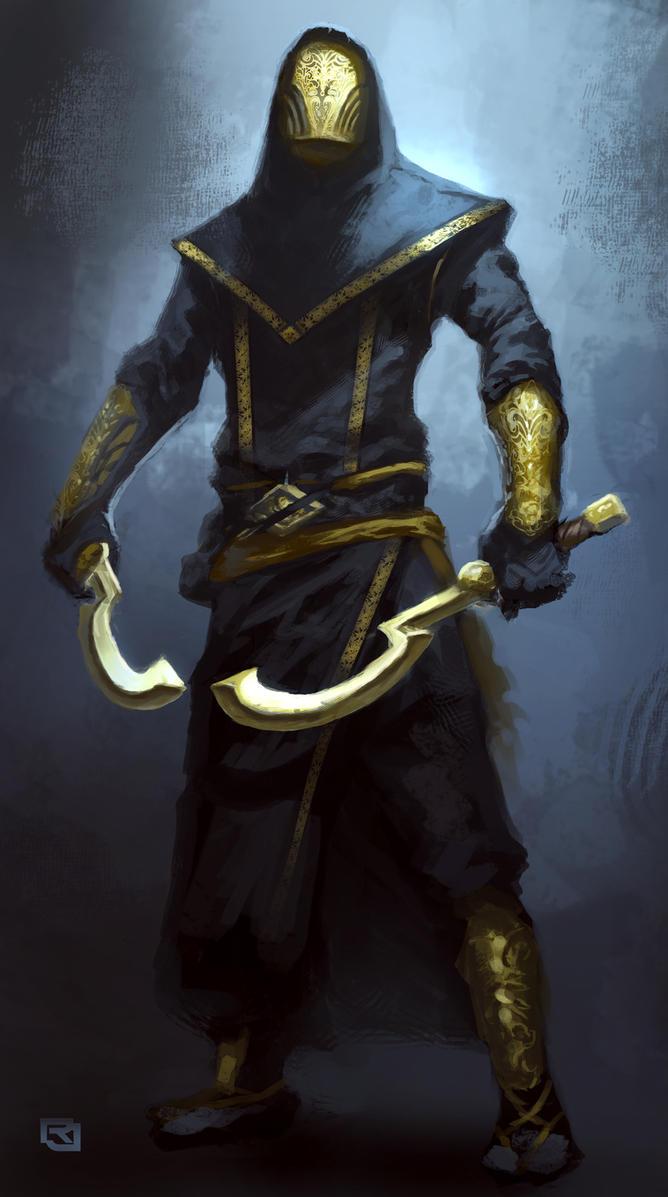 Klingentänzer Dark_assassin_by_rob_joseph-d7fk0pz