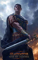 Gladiator: Rise of Legends - Praetor by Rob-Joseph
