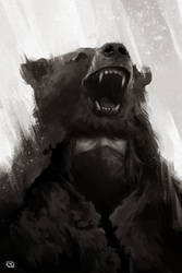 Bear Man by Rob-Joseph