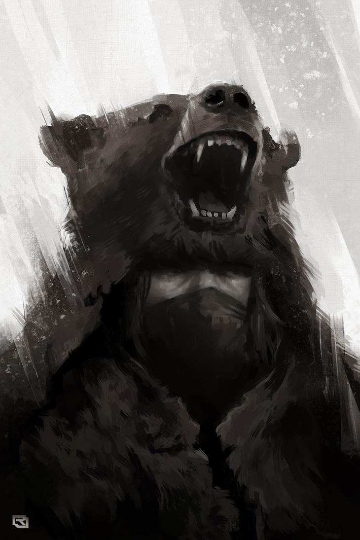 Bear Man by Rob-Joseph