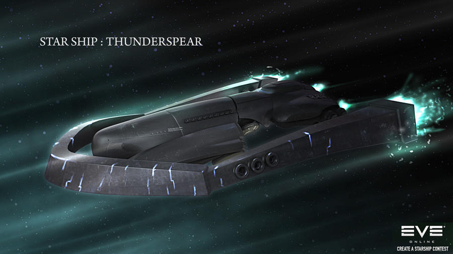 Thunder Spear by phamoz