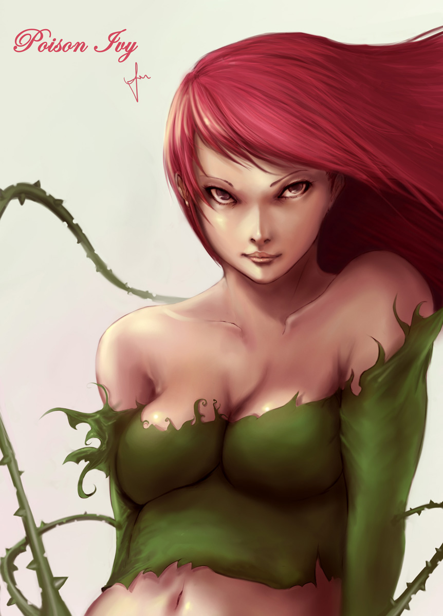 Poison Ivy by phamoz
