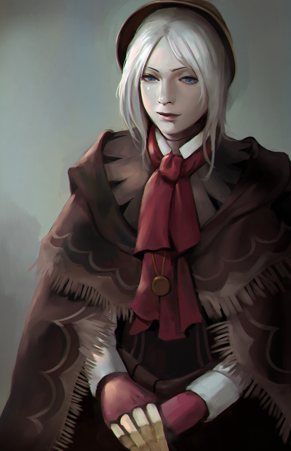 Bloodborne -  Plain Doll