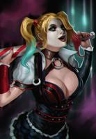 Harley Quinn by phamoz