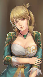 Wang Yuanji by phamoz