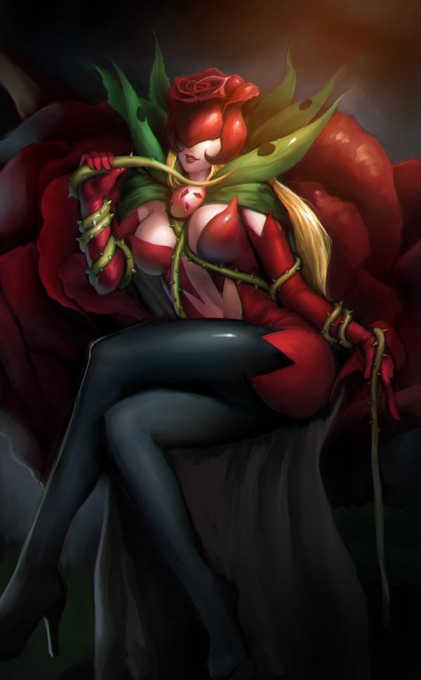 Digimon - Rosemon