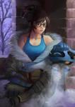 Overwatch - Mei
