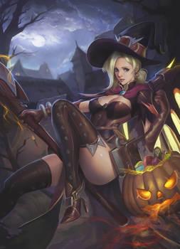Halloween Mercy