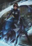 Persona 5 - Makoto Niijima