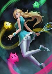 Rosalina - Mario Tennis Aces