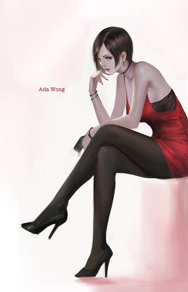 Ada Wong by phamoz