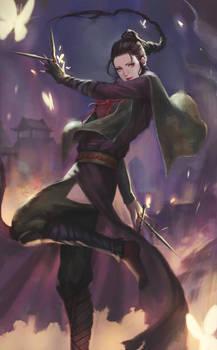 Sekiro - Lady Butterfly