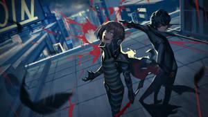 Joker and Crow