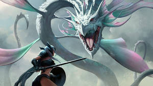 Valkyrie and Leviathan