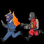Just Blaze by ChuraGhost