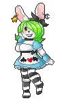 Commission: WhiteRabbit by ChuraGhost