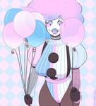 Creeptober 19 - Clown