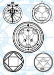 Transmutation Circles