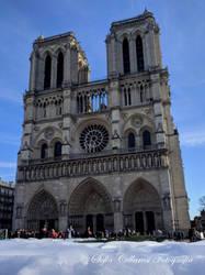 Notre Dame by DreamHumanSacrifice