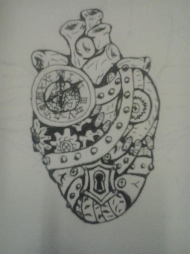 Steampunk Heart By 1stGamble On DeviantArt