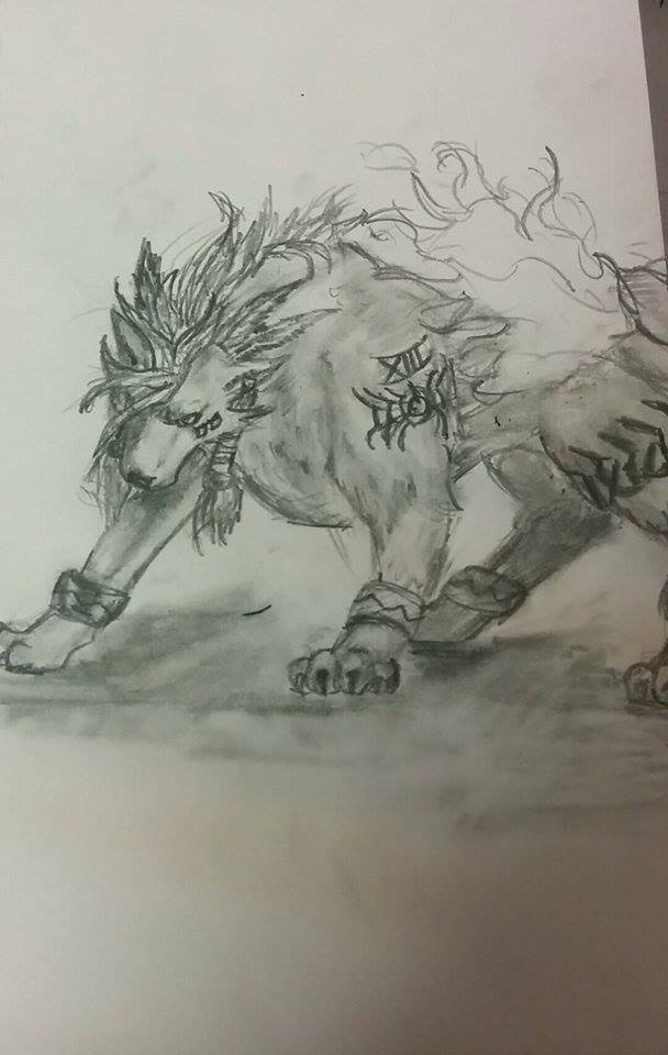 Red XIII by 1stGamble