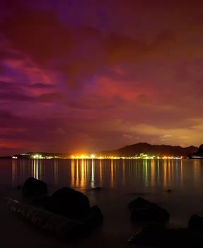 The Rainbow of Padang