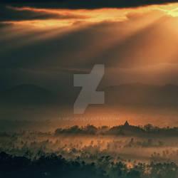 Majestic Borobudur