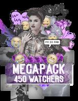 +Megapack 450 watchers by xDaebak