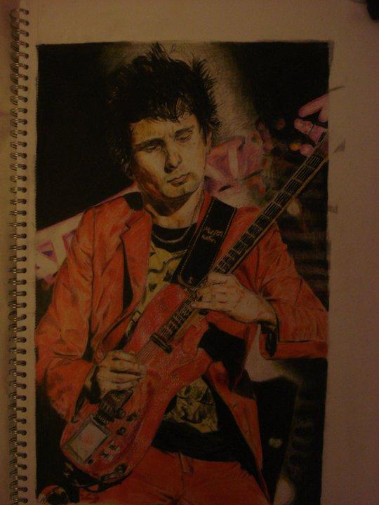 Matthew Bellamy of Muse by GeeDack