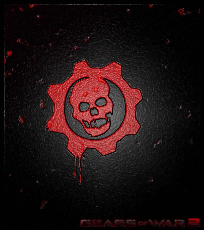 Gears of war logo my style by badassdesigns on deviantart gears of war logo my style by badassdesigns voltagebd Choice Image