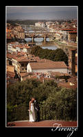 Love in Florence by AnteAlien
