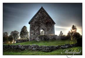 In Ruins by AnteAlien