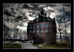 Spooky Castle - spring