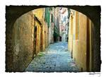Old town of Siena