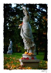 Miss Autumn by AnteAlien