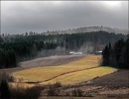 Sad landscape by AnteAlien