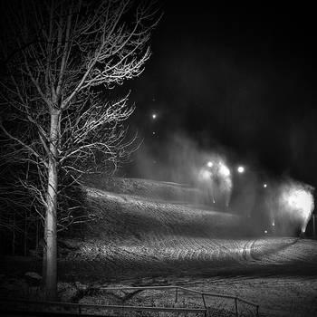 Fake snow by AnteAlien