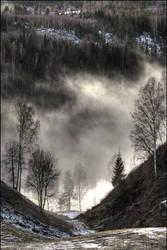 Fog 2 by AnteAlien