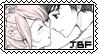Just Be Friends stamp by ChiuHatsune