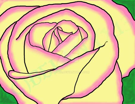 Digital Rose (1st)