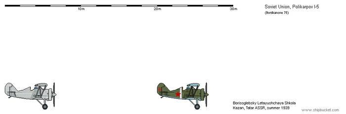Polikarpov I-5 [SU-OTL] by the-roast