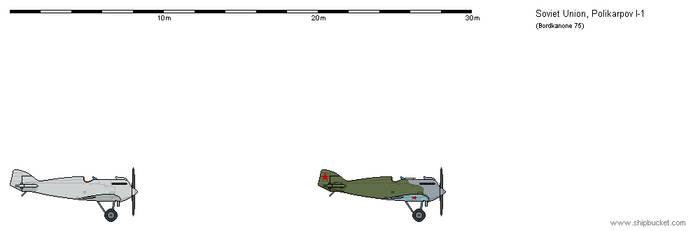 Polikarpov I-1 [SU-OTL] by the-roast