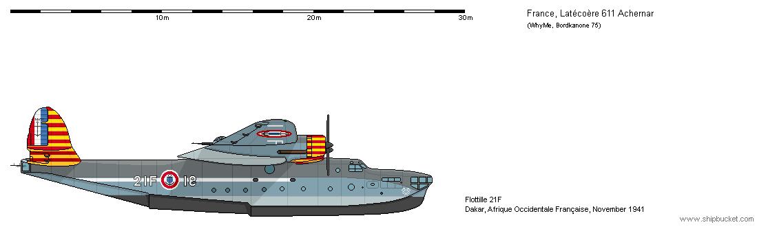 Latecoere 611 [FR-AH] by the-roast