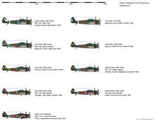 Nakajima Ki-43 [JA-OTL] by the-roast